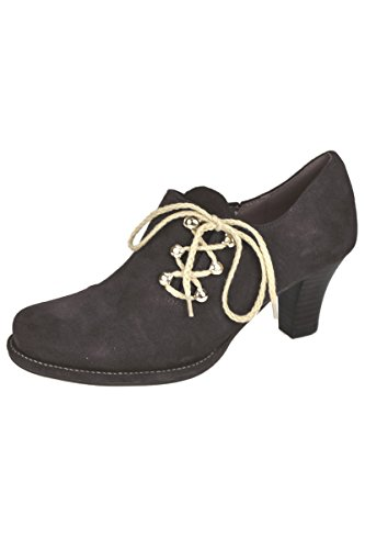 and Therese Shoes Ludwig D500026 Black Costume Theodora OgdWPqw