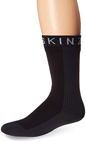 Socks, Large, Black/Anthracite ()
