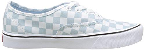 Mixte Bleu Authentic Canvas Adulte Noir Lite Vans Baskets Y0twqUFw
