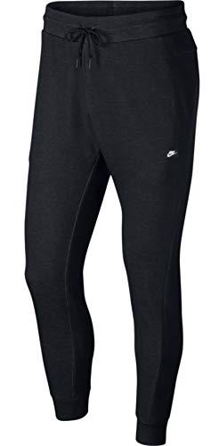 NIKE Men's Sportswear Optic Men's Joggers - 928493 (X-Large, Black/Heather/Black) ()