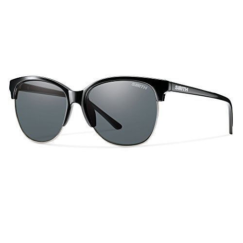 Smith Sunglasses - Rebel/S / Frame: Black Lens: Gray Polarized - Rebel Smith Sunglasses