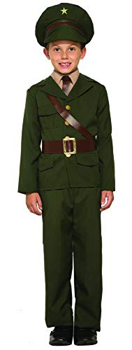 Forum Novelties Boys Army Officer Costume ()