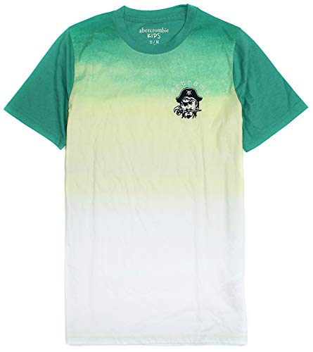 Abercrombie & Fitch Boy's Graphics, Plain or Colorblock Soft T-Shirt K-16 (13/14, 0992-031) from Abercrombie & Fitch Co.