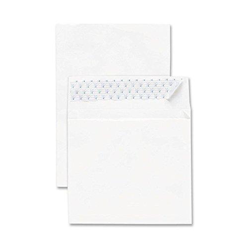 Expansion Envelopes Plain End White (Sparco 19807 Tyvek Open-End Envelopes,Plain,10