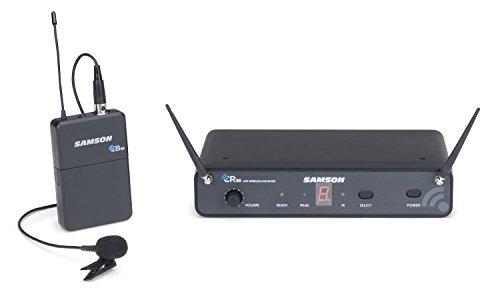 Uhf True Diversity Wireless Microphone (Samson Concert 88 Presentation 16-Channel True Diversity UHF Wireless System (Channel)