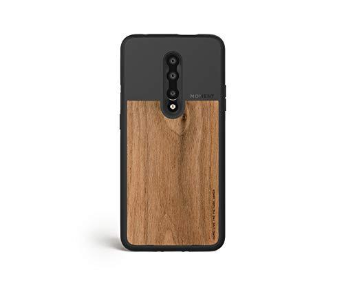 مورد OnePlus 7 Pro || مورد عکس لحظه ای در چوب گردو - مورد محافظ ، بادوام ، مچ بند بند دوستانه برای دوستداران دوربین.