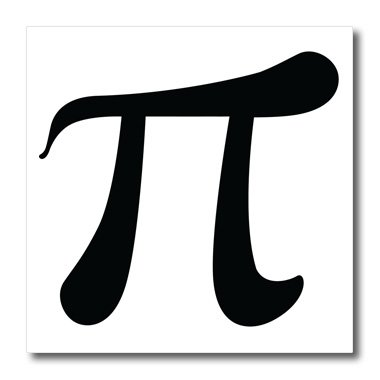 Amazon 3drose Ht1277461 Math Symbol For Pi Iron On Heat