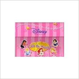 Disney Princesas caja de musica / Disney Princesses Music Box ...