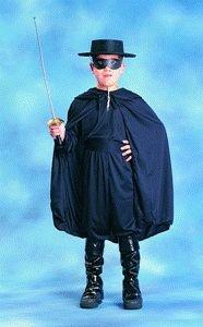 [Masked Bandit Child Halloween Costume] (Masked Bandit Costume)