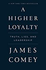 #1 New York Times Bestseller now in paperback with new material              In his book, former FBI director James Comey shares his never-before-told experiences from some of the highest-stakes situations of his career in the...