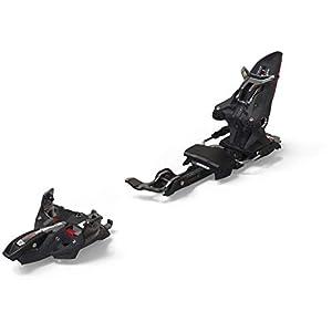 Marker 2020 Kingpin M Werks 12 100-125mm Black/Red Ski Bindings
