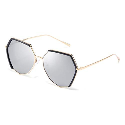 Couleur Conduite de Luxe de de Box Lunettes Elegant Tide de soleil Sport lunettes Femme Big Lunettes Soleil New Anciennes A A Des OAHPqUwH