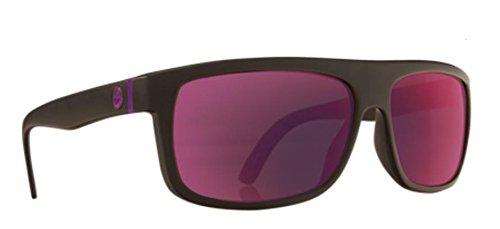 Dragon Wormser Sunglasses Matte Black/Plasma Ionized, One - Wormser Dragon Sunglasses