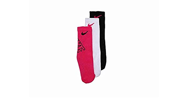 New PINK VS Red Ankle Sports Trainer Socks size 4-7