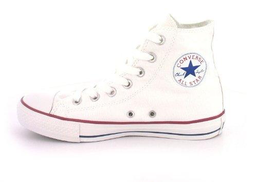 Seasonal Scarpe Da Chuck Adulte Uomo optisch Weiß Bianco Leather Taylor All Hi Star Converse Ginnastica 4Xdqw8zd