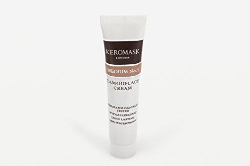 Keromask Camouflage Cream Medium No 5 (Official Keromask Shop) by Keromask (Official Keromask Shop)