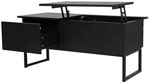 Amazon Com Casart Coffee Table Modern Lift Top Home Living Room