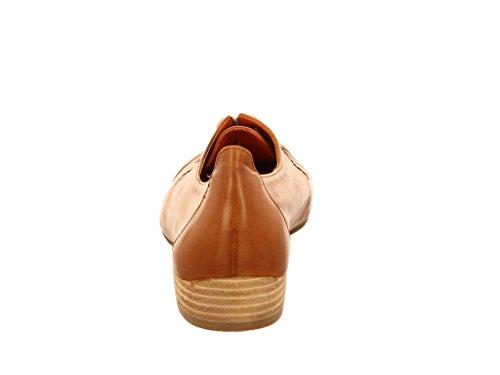 Pour 30509f2296 De Everybody Marron Chaussures Femme Ville Lacets 1 À p0qwcqBd