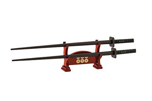 (Kotobukiya Samurai Chopsticks Shinobu Sword Sarutobi Sasuke Sword Hung Units Type Chopstick Rest)