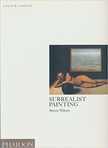 Book Surrealist Painting (Colour Library)