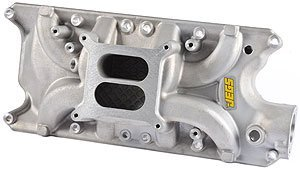 Aluminum Intake Manifold (Small Block Ford 289 302 Cast Aluminum Intake Manifold JEGS 513020)
