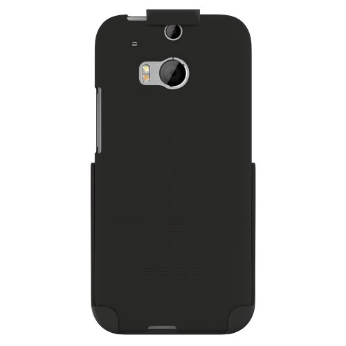 SEIDIO Surface Case and Holster Combo for HTC One (M8) - ...