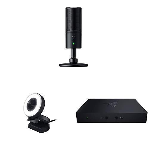 Razer Kiyo 1080p 30 FPS/720 p 60 FPS Streaming Webcam with