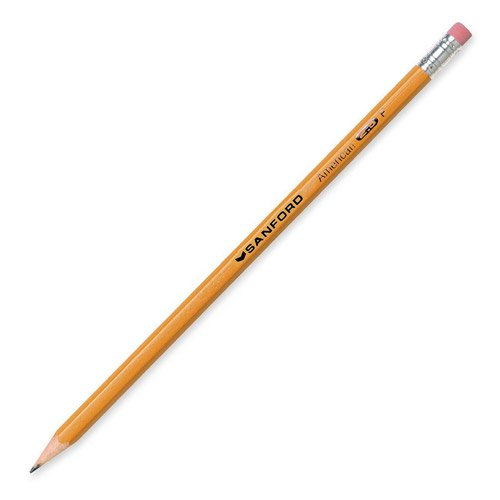 American® Classic Pencils, #2.5 Medium Firm Lead (PAP12133) Category: (2.5 Medium Firm Lead)