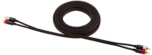 AmazonBasics 2-Male to 2-Male RCA Audio Cable - 15-Feet, 10-Pack by AmazonBasics (Image #4)