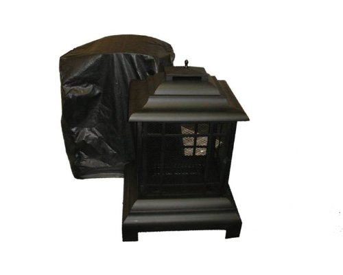 Paramount PH-COVER-204 Outdoor Patio Fireplace Vinyl Cover
