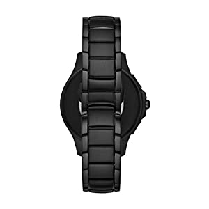 Emporio Armani Men's Dress Smartwatch 2 Powered with Wear OS by Google with Heart Rate, GPS, NFC, and Smartphone Notifications