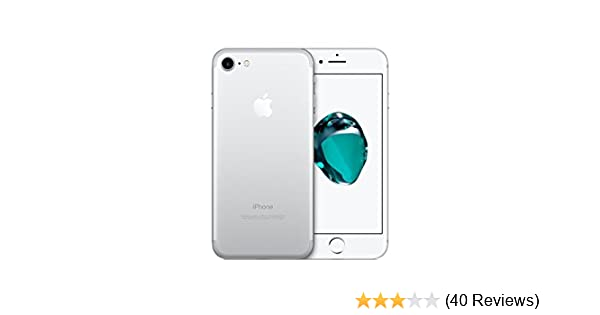 Apple iPhone 7 Unlocked Phone 32GB - US Version (Silver)