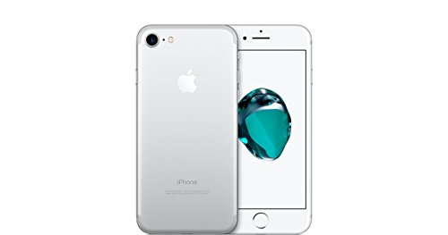Apple iPhone 7 Unlocked CDMA/GSM 32GB A1660 MNAD2LL/A - US Version (Silver)