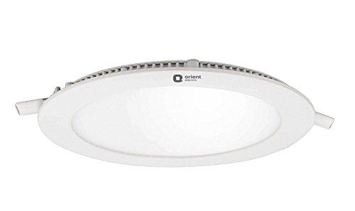 Orient Electric Eternal 6-Watt Downlight (White, Round)