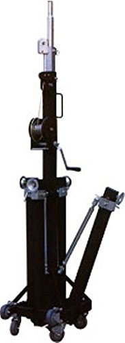 (Marathon MA-Crank3000 Heavy Duty Truss Crank Stand - Heavey Duty - Max Height 15.7Ft - Max Vertical Load 350 lbs)