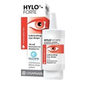10 ML Hylo Forte eye drops 10 MLHYLO