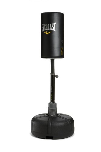 Everlast Omniflex Free Standing Heavy Bag (Black) by Everlast