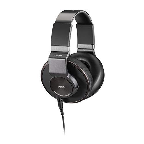 AKG K553 MKII Studio Headphones Bundle with Knox Gear Aluminum Stand (2 Items)