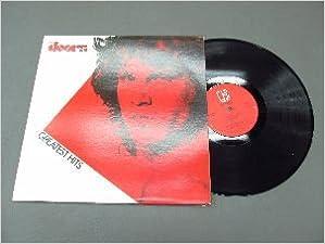 THE DOORS GREATEST HITS - vinyl lp : JIM & THE DOORS MORRISON