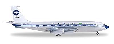 DARON Herpa Varig 707-400 Vehicle (1/200 Scale)