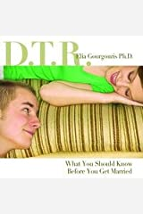 DTR WHAT YOU SHOULD KNOW BEFORE YOU GET MARRIED (TALK ON CD) Audio CD