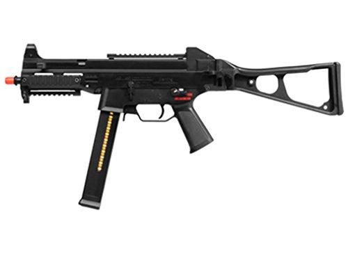 h&k ump elite series aeg airsoft rifle airsoft gun(Airsoft (350 Fps Airsoft Metal Gearbox)