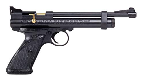 Crosman Bolt Action CO2-Powered .22 Pistol