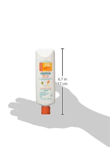 Avon SKIN-SO-SOFT Bug Guard PLUS IR3535® Insect Repellent Moisturizing Lotion - SPF 30 Gentle Breeze, 4 oz