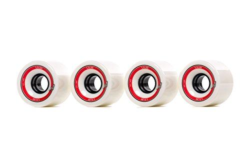 撤退ラリー共和党Artieのスケートボード/ Longboardホイールセット – 60 mm ( 4 -パック)