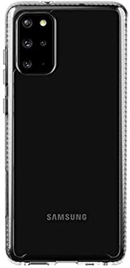 tech21 Pure Clear for Galaxy S20+ (Plus) 5G Phone Case - Hygienically Clean Germ Fighting Antimicrobial Proper