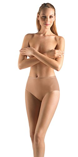 HANRO Women's Soft Touch Full Brief 71254, Nude, X-Large