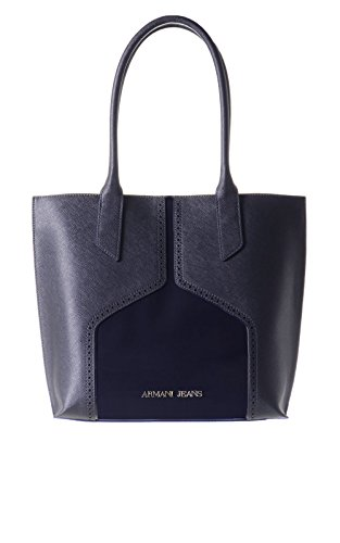 Armani Jeans - Borse Shopping - Blu