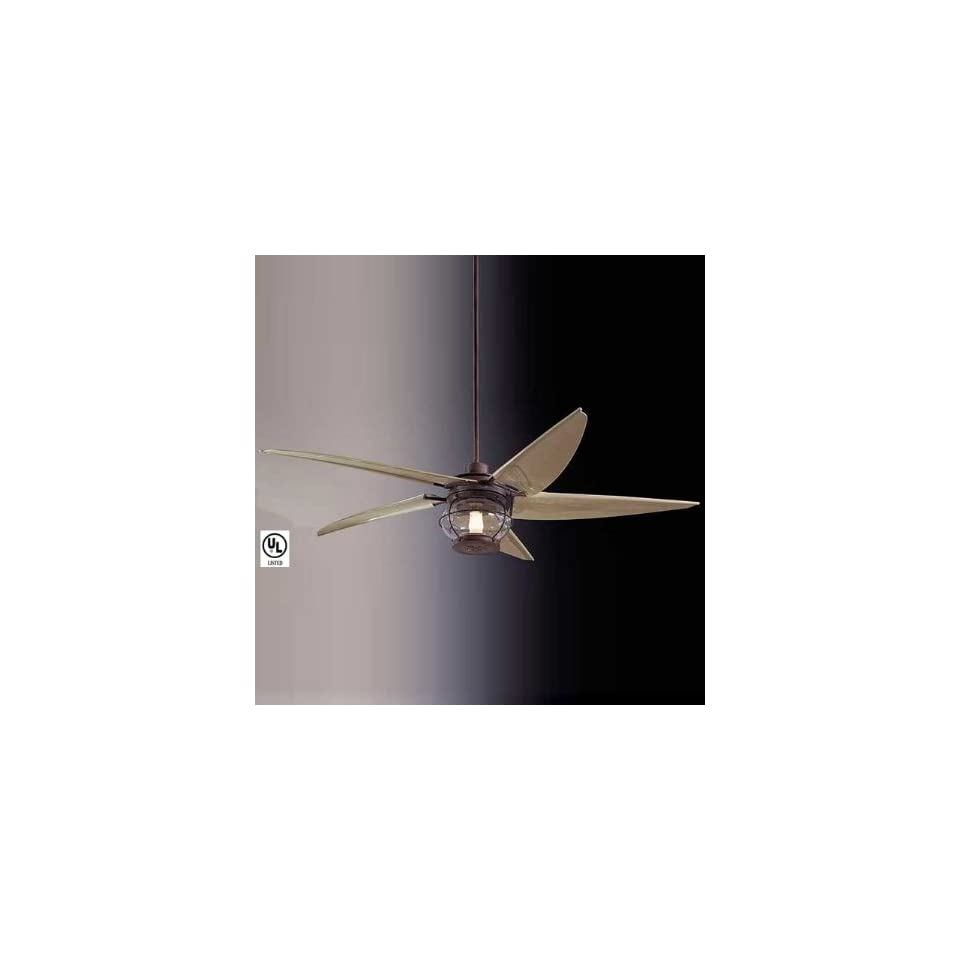 Minka Aire Ceiling Fans F579 Minka Aire Magellan Indoor Outdoor Ceiling Fan Oil Rubbed Bronze