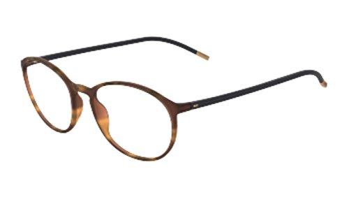 Eyeglasses Silhouette SPX Illusion Full Rim 2889 6102 HAVANNA MAHOGANY ()